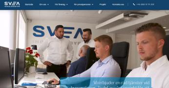 Ny webb till SveaBygg
